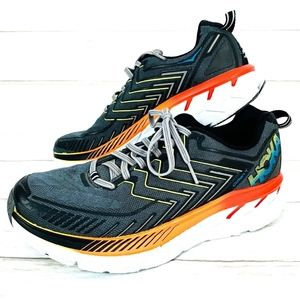 Hoka One One Men's Clifton 4 Running Shoes Size 8